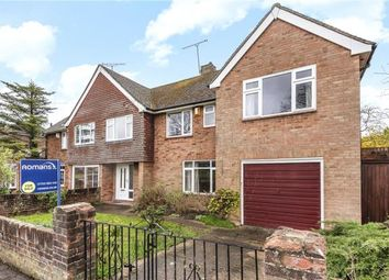 Thumbnail 4 bedroom semi-detached house for sale in Whiteley, Windsor, Berkshire