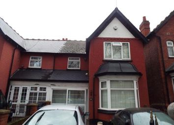 Thumbnail 3 bed semi-detached house for sale in Finnemore Road, Birmingham, West Midlands
