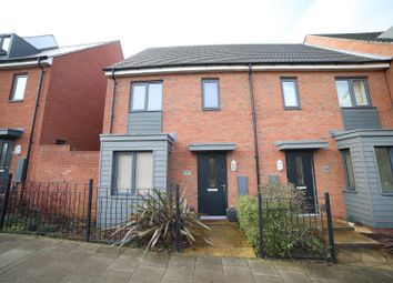Thumbnail 2 bed terraced house for sale in Parkes Court, Birchfield Way, Telford