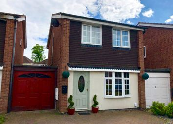 Thumbnail 3 bed semi-detached house for sale in Parkfield Close, Two Gates, Tamworth