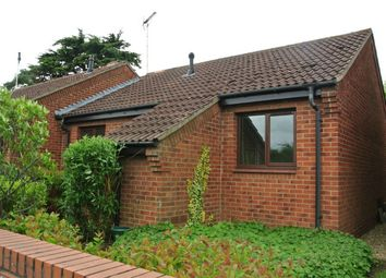 Thumbnail 2 bed semi-detached bungalow for sale in Exeter Gardens, Bourne, Lincolnshire