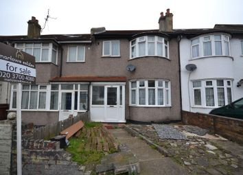 Thumbnail 3 bed terraced house for sale in Streatham Vale, Streatham, London