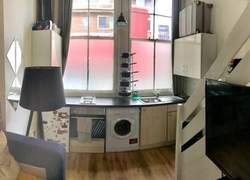 Thumbnail Studio to rent in Broadhurst Gardens, West Hampstead, Finchley Road