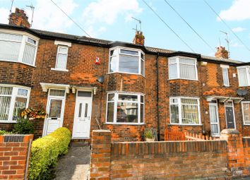 Thumbnail 3 bed terraced house for sale in Lamorna Avenue, Hull