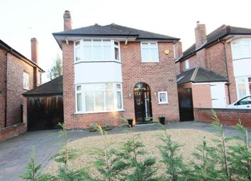 Thumbnail 3 bed detached house for sale in Grasmere Road, Beeston, Nottingham
