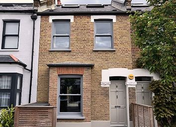 Thumbnail 3 bed terraced house for sale in Cochrane Road, Wimbledon