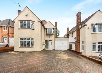 Thumbnail 4 bed detached house for sale in Sandringham Road, Wolverhampton