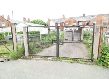 Parking/garage for sale in Wallace Street, Northwich CW8