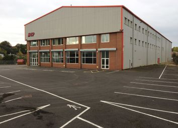 Thumbnail Industrial to let in Parcel Terrace, Derby