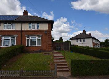 Thumbnail 3 bedroom property for sale in Norrington Road, Northfield, Birmingham