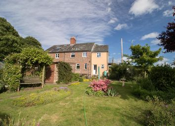 Thumbnail 3 bed semi-detached house for sale in 5 Gillow Cottages, St. Owens Cross, Hereford