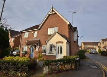 Thumbnail 2 bed semi-detached house to rent in Cleveland Way, Great Ashby, Stevenage, Herts