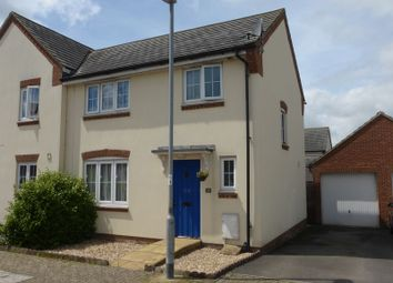 Thumbnail 3 bed semi-detached house for sale in Vincent Way, Martock