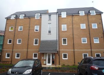 Thumbnail 2 bed flat to rent in Tudor Crescent, Cosham, Portsmouth