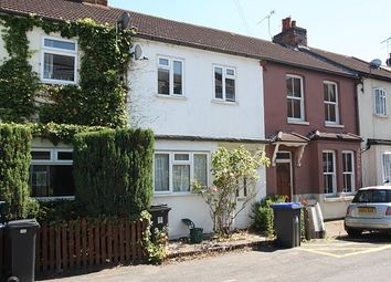 Thumbnail 2 bed terraced house to rent in Kings Road, Woking