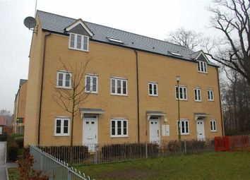 Thumbnail 1 bed flat to rent in Snowdonia Way, Great Ashby, Stevenage, Herts