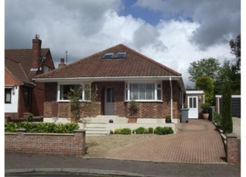 Thumbnail 4 bed detached bungalow for sale in Kinsale Avenue, Norwich