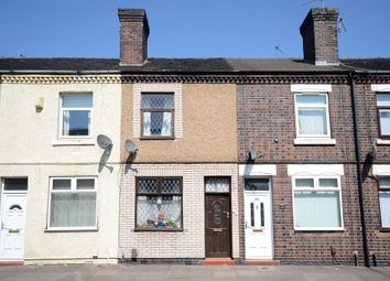 Thumbnail 2 bedroom terraced house for sale in Welby Street, Fenton, Stoke-On-Trent