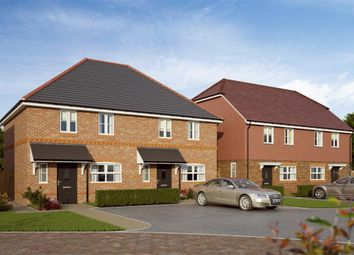 Thumbnail 2 bed semi-detached house for sale in Brick Lane, Slinfold, Horsham, West Sussex