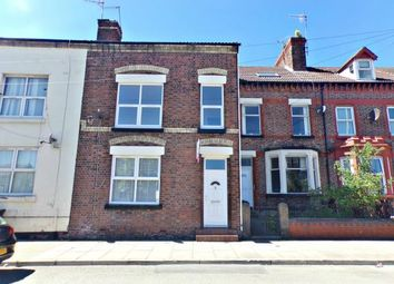 Thumbnail 5 bed terraced house for sale in Church Road, Wallasey, Merseyside