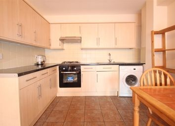 Thumbnail 3 bed flat to rent in Lewisham Way, Brockley, London