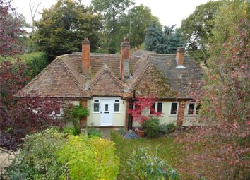 Thumbnail 4 bed detached bungalow for sale in Swallowfield Road, Arborfield, Reading, Berkshire