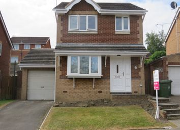 3 bed detached house for sale in Grangeway, Hemsworth, Pontefract WF9