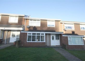 Thumbnail 3 bed terraced house for sale in Henley Avenue, Pelton Fell, Chester Le Street, County Durham