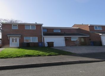 Thumbnail 2 bedroom semi-detached house to rent in Glamis Close, Stretton, Burton-On-Trent