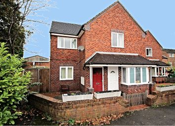 Thumbnail 2 bed maisonette for sale in Hallefield Drive, Macclesfield