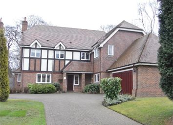Thumbnail 5 bedroom detached house to rent in Little Aston Park Road, Sutton Coldfield, Staffordshire