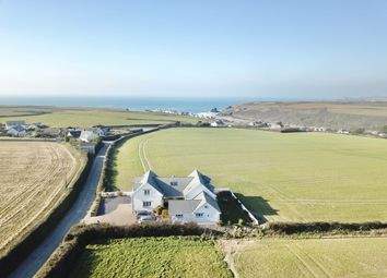 Thumbnail 4 bed detached house for sale in Porthcothan Bay, Padstow