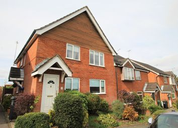 Thumbnail 2 bed maisonette to rent in Sandringham Way, Frimley, Surrey