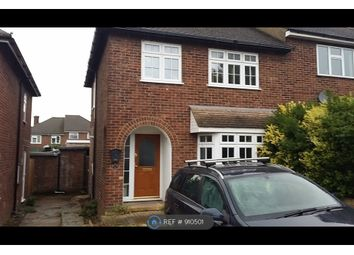 3 bed semi-detached house to rent in Kingshill Avenue, Romford RM5
