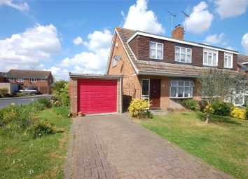 Thumbnail 3 bed detached house for sale in Throwley Close, Pitsea, Essex