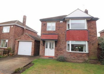 Thumbnail 3 bed property for sale in Harewood Crescent, North Hykeham, Lincoln