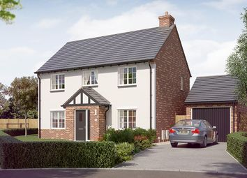 "Thumbnail 4 bed detached house for sale in ""The Danbury"" at Newbold Road, Chesterfield"