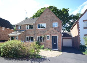 Thumbnail 3 bedroom semi-detached house for sale in St. Christophers Close, Aldershot, Hampshire