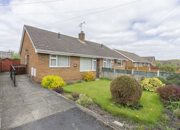 Thumbnail 2 bed semi-detached bungalow for sale in New Street, Grassmoor, Chesterfield