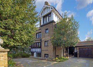 Thumbnail 6 bed property to rent in Heathcote Road, Twickenham