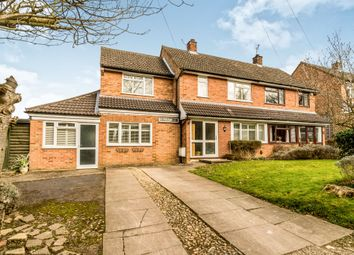 Thumbnail 4 bed semi-detached house for sale in Swing Gate Lane, Berkhamsted