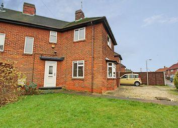 Thumbnail 2 bedroom semi-detached house for sale in Kent Road, Cottingham