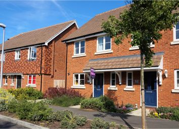 Thumbnail 3 bed semi-detached house for sale in Chancel Drive, Rochester