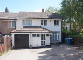Thumbnail 3 bed end terrace house for sale in Lowland Road, Cannock