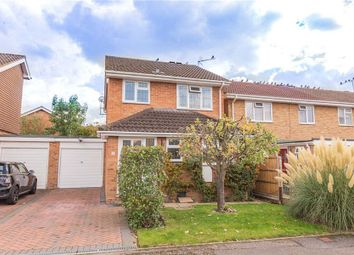 Thumbnail 3 bed link-detached house to rent in Kilmuir Close, College Town, Sandhurst