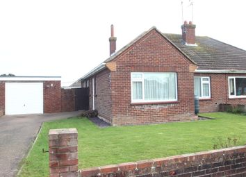 Thumbnail Detached bungalow to rent in Heathfield Close, Worthing, 1Ij
