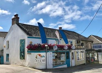 Thumbnail Restaurant/cafe for sale in Seadrift Kitchen Cafe, Fore Street, Porthleven, Helston, Cornwall