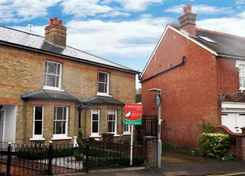 Thumbnail 3 bed terraced house for sale in Monument Green, Weybridge
