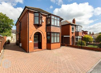 Thumbnail 4 bed detached house for sale in Norfolk Drive, Farnworth, Bolton, Greater Manchester