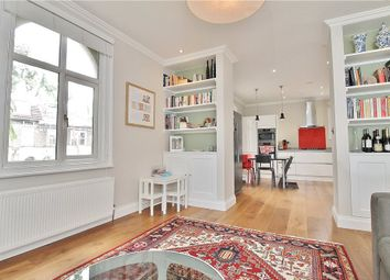 Thumbnail 3 bed flat to rent in Wellesley Road, Chiswick, London